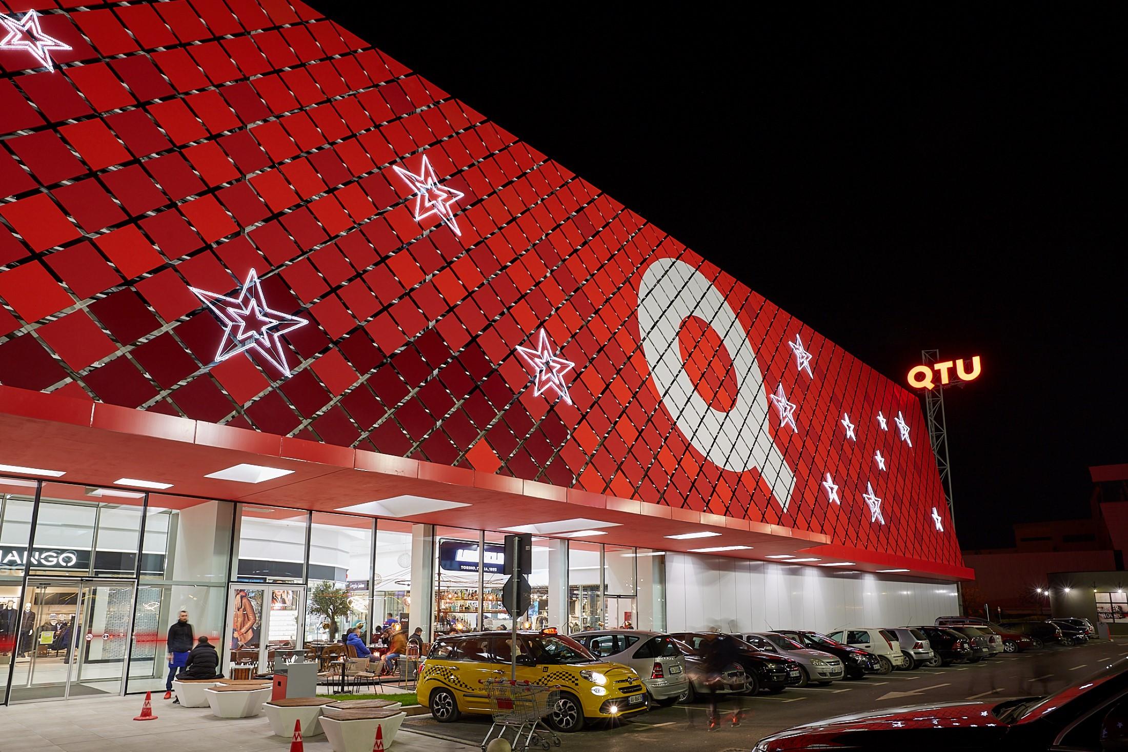 Vitalux ndricim QTU Shopping Center
