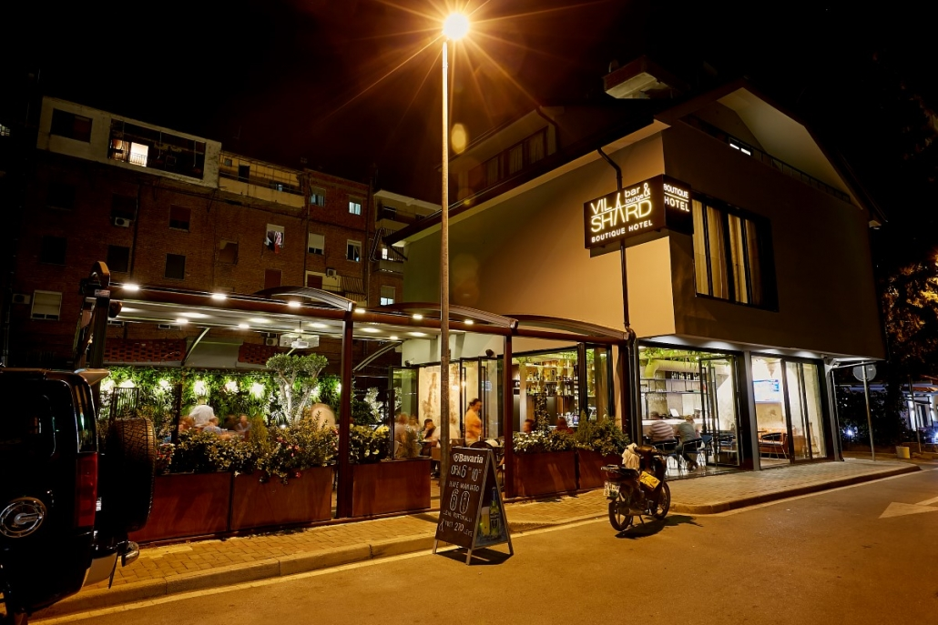Vitalux ndricim Bar & Lounge Vila Shard
