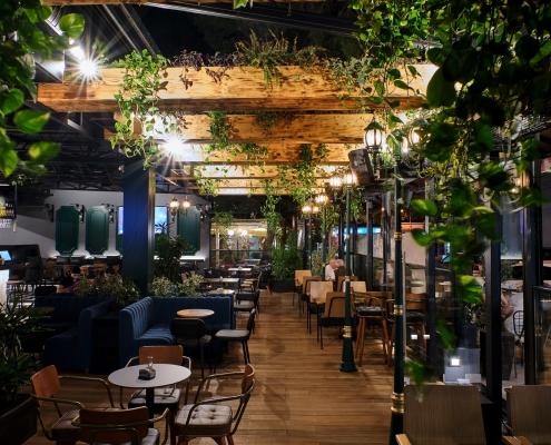 Bocconcono Lounge