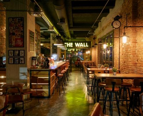 Bar The Wall